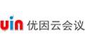 优因视频会议logo